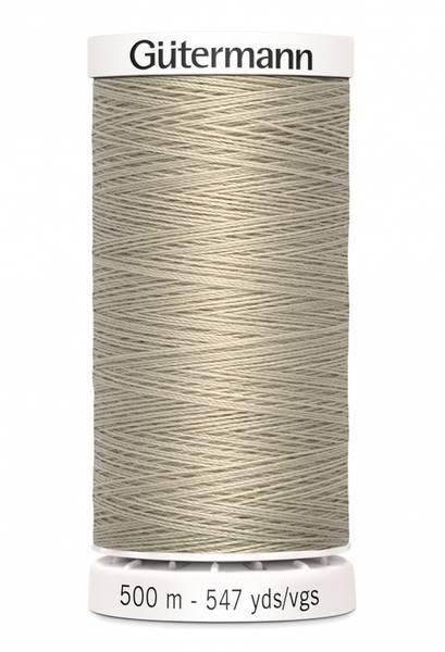 Bilde av Sytråd Gütermann 500 m polyester - 722 - linfarget