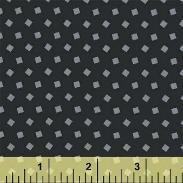 Bilde av Sprinkle - 3 mm grå kvadrater på sort