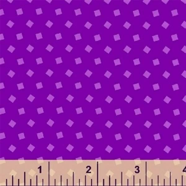 Bilde av Sprinkle - 3 mm lyslilla kvadrater på lilla