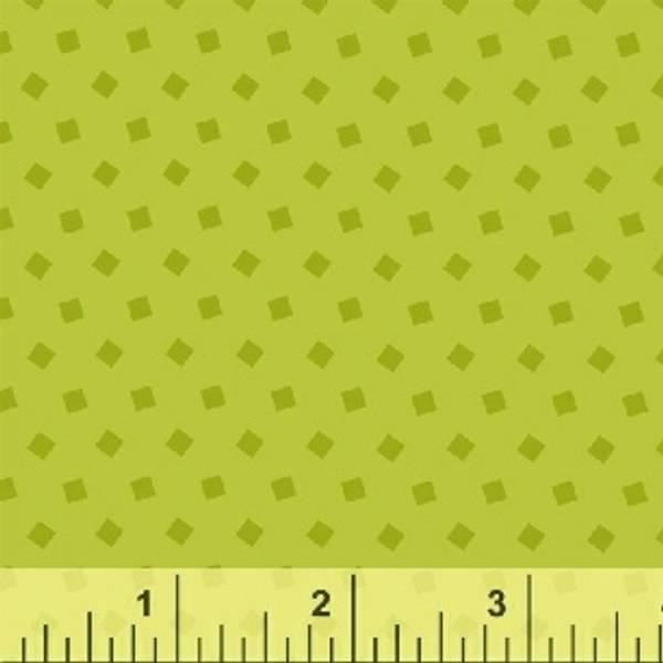 Bilde av Sprinkle - 3 mm dusgrønn kvadrater på vårgrønn