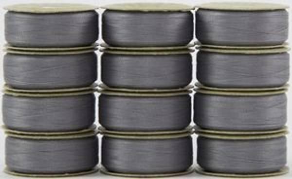 Bilde av SuperBob - 60wt polyester, 118 yrd. - grå