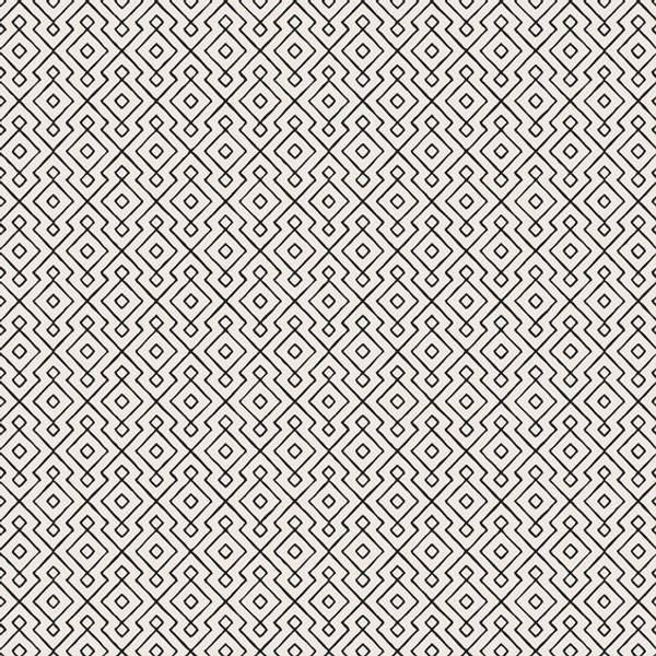 Bilde av Cosy Home - 3 cm tapetmotiv sorte streker på offwhite