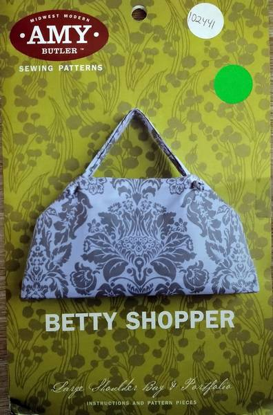 Bilde av Amy Butler - Betty Shopper - stor skulderveske