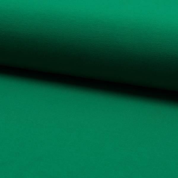 Bilde av French Terry ensfarget - grønn