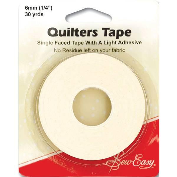 Bilde av Quilters Tape, markeringstape - 6 mm, rull med 27 m