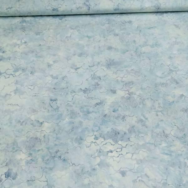 Bilde av Seashell - lys gråblå skyer