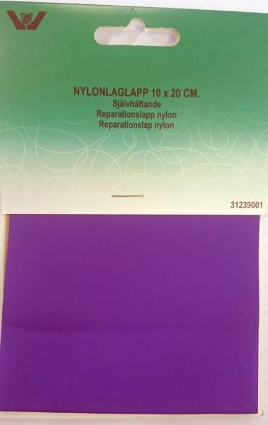 Bilde av Reparaturlapper - selvklebende - lilla, 10x20 cm