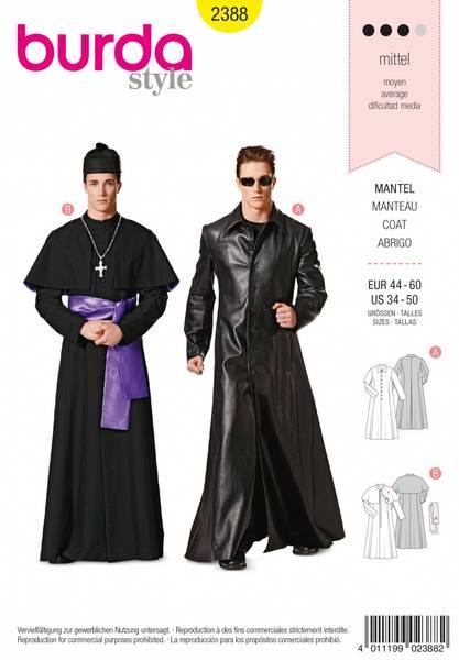 Bilde av 2388 - Burda - kostymer, jakke