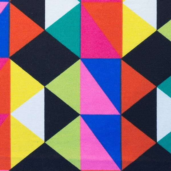 Bilde av Kanvas - Triangle - 5*8 cm trekanter