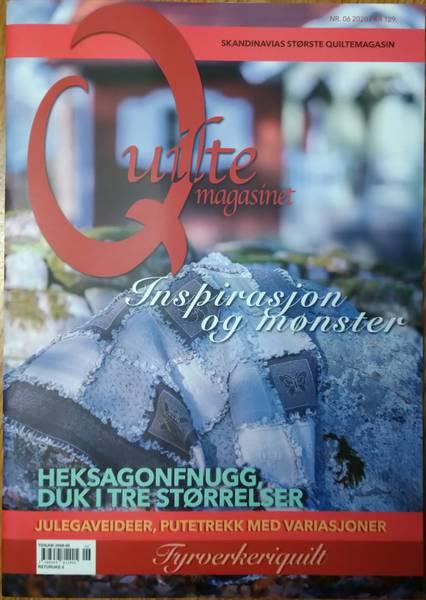 Bilde av Quiltemagasinet 6-2020