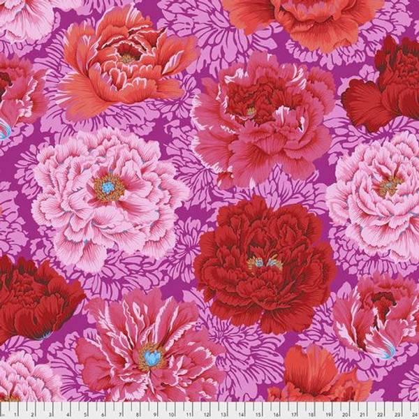 Bilde av Kaffe Fassett Collective - 25 cm roser på rosa