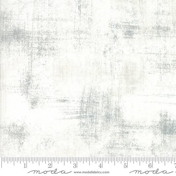 Bilde av Grunge - Metropolis Fog - hvit med grå skygger