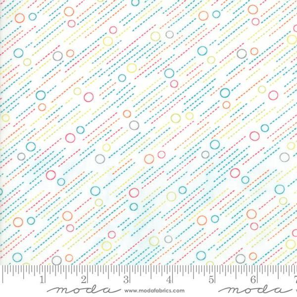 Bilde av Basic Mixologie 2 - 4-5 mm rundinger, hvit