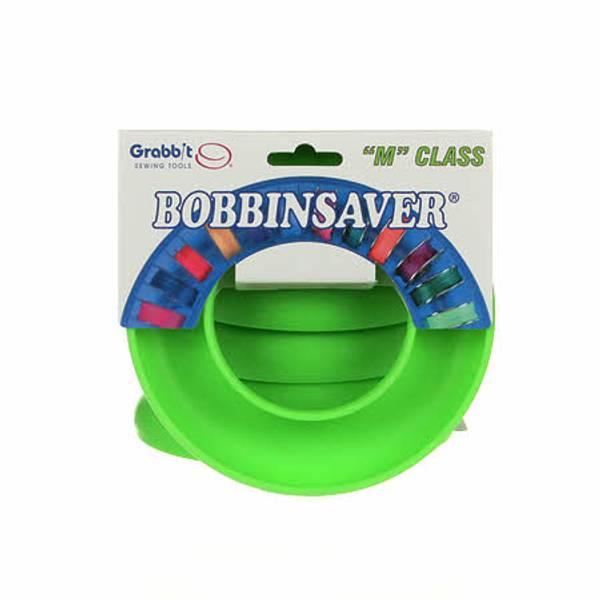 Bilde av Bobbin Saver M-class, grønn - gummiring til oppbevaring av spole
