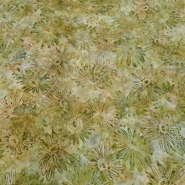 Bilde av Batikk BPN001 - fv 170 Meadow (dyelot 2)