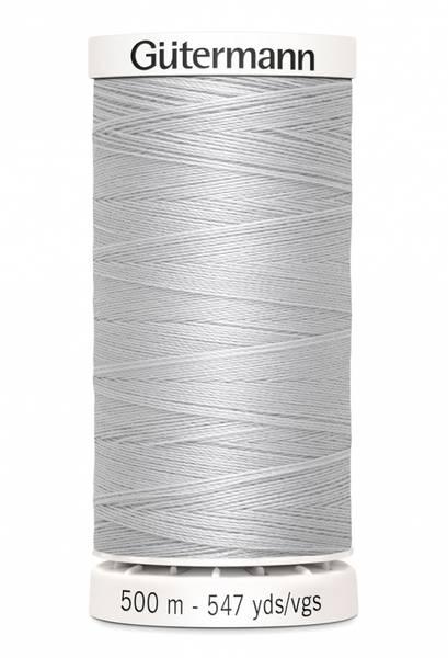 Bilde av Sytråd Gütermann 500 m polyester - 8 - lys grå