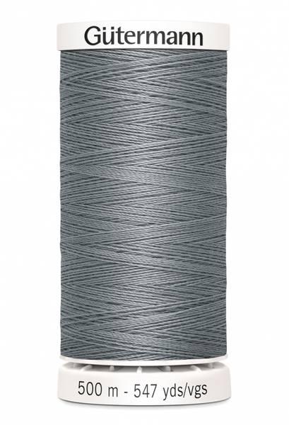 Bilde av Sytråd Gütermann 500 m polyester - 40 - mellomgrå
