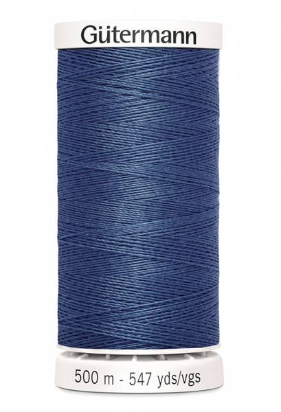 Bilde av Sytråd Gütermann 500 m polyester - 68 - dueblå