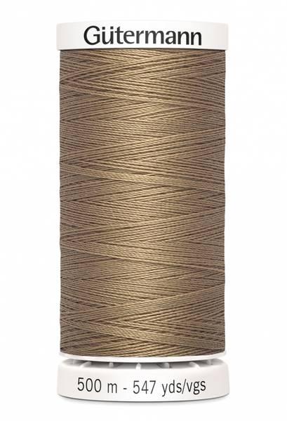 Bilde av Sytråd Gütermann 500 m polyester - 139 - lys brun