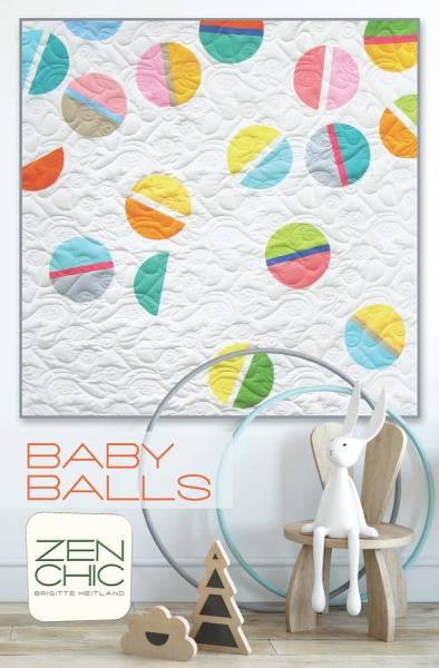 Bilde av Baby Balls - teppe 150*150 cm, ZenChic
