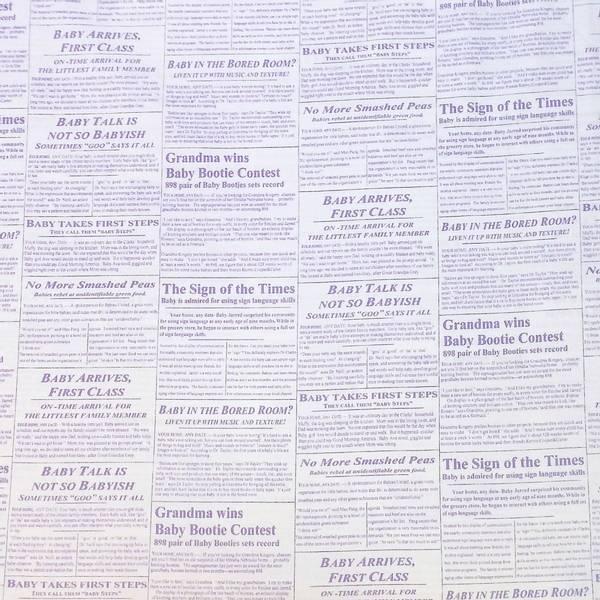 Bilde av Lyslilla avistekst på hvit bakgrunn, 10 cm spalter
