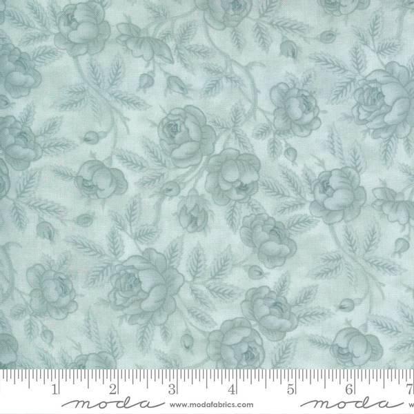 Bilde av Sanctuary - 2-3 cm blomster på dus aqua