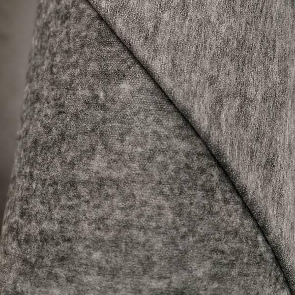 Bilde av Gråmelert lett strykeinnlegg med lim, H180