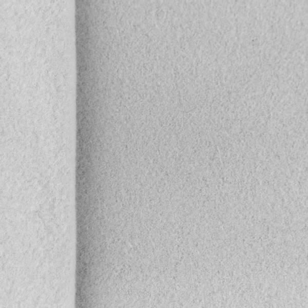 Bilde av 60 cm Bomullsfleece, 100% - lysgrå