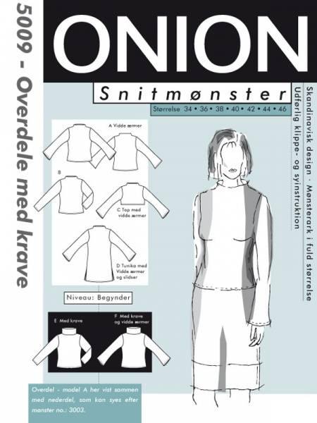 Bilde av Onion 5009 - overdel med krage