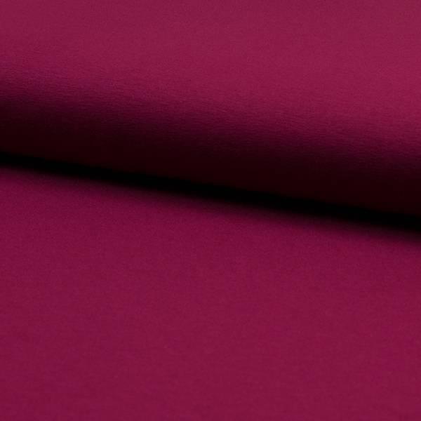 Bilde av Viskosejersey, mørk bringebær