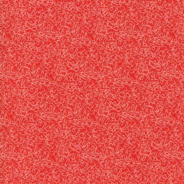 Bilde av Blushing Peonies - lysrød småmønstret