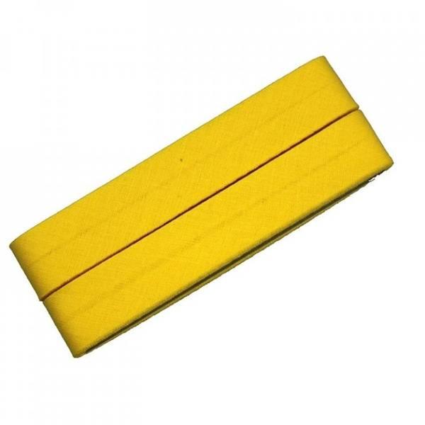 Bilde av Skråbånd - 20 mm, gul - 3m-pakke