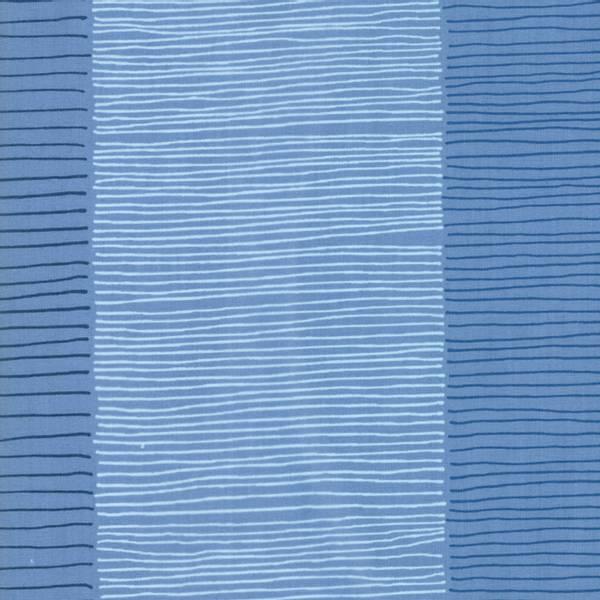 Bilde av Breeze - 11 cm brede striperemser på blå