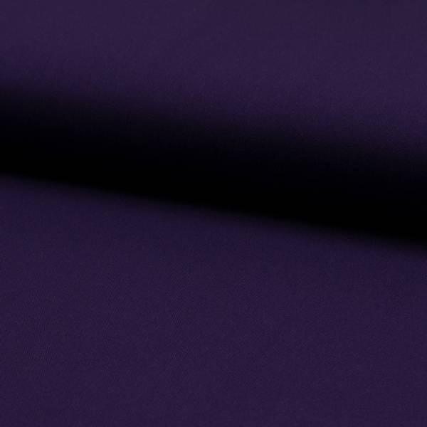 Bilde av Viskose twill ensfarget mørk lilla