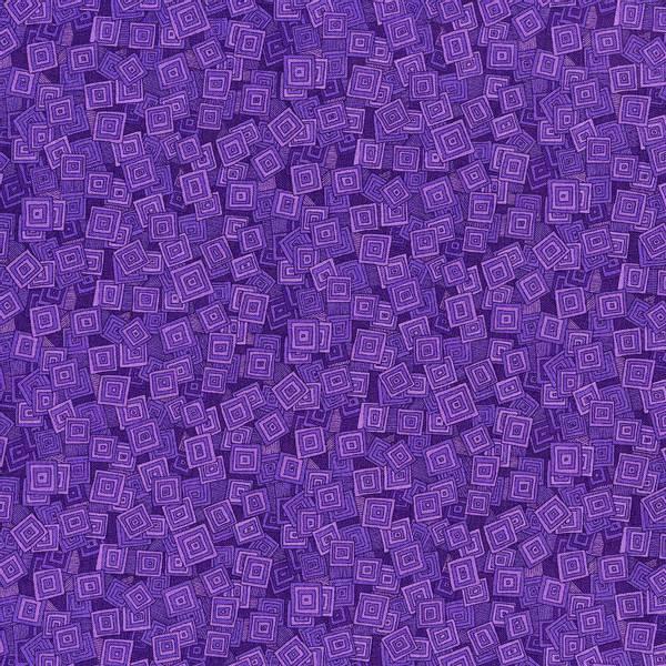 Bilde av Hopscotch lilla - 1 cm kvadrater