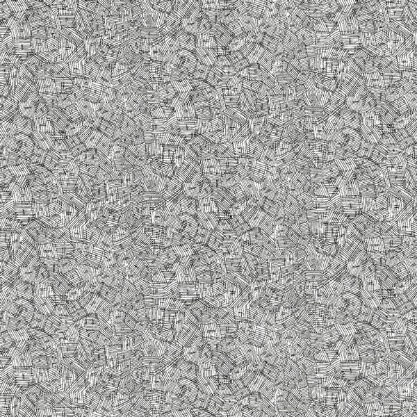 Bilde av Hopscotch sort-hvit - 1 cm strekmønster