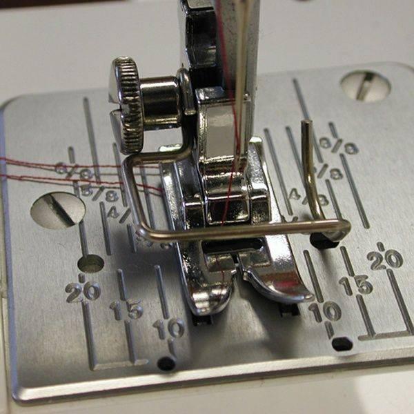 Bilde av Fingerbeskytter til symaskin - foran nåla