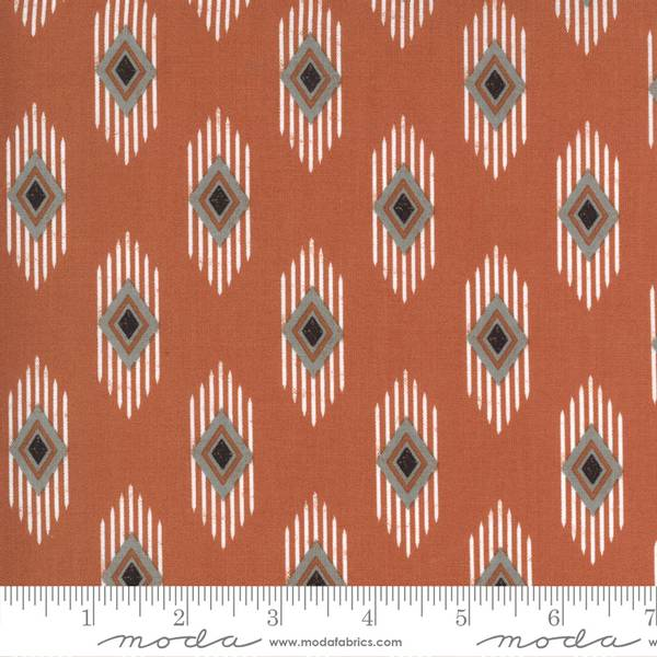 Bilde av Smoke & Rust - rust, 2*5 cm mønster