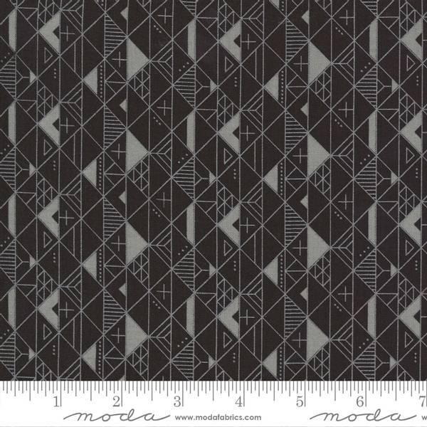 Bilde av Smoke & Rust - 1,5 cm brun-grå rutemønster