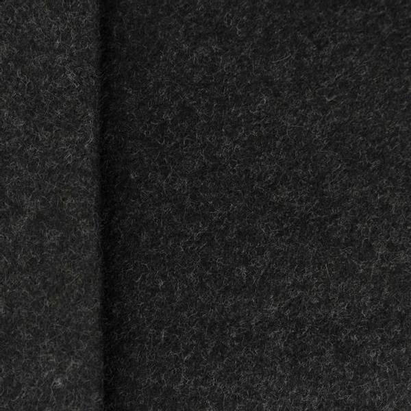 Bilde av Bomullsfleece, 100% - koksgrå melert