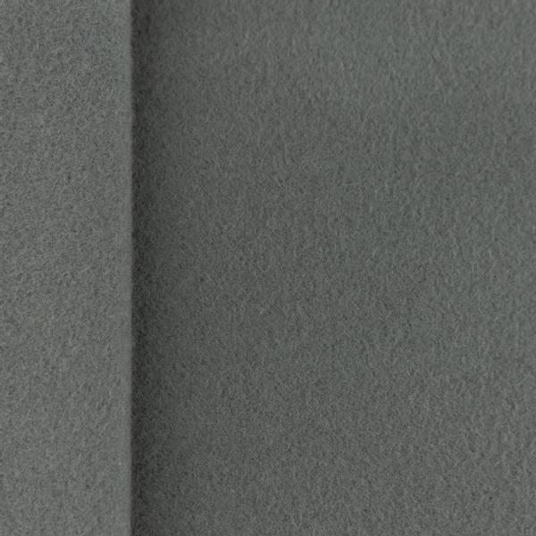 Bilde av Bomullsfleece, 100% - grå