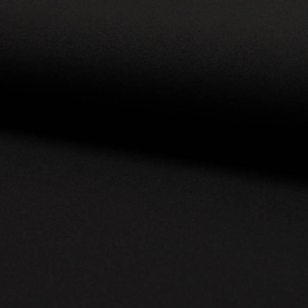 Bilde av Bengalin børstet - heavy buksestretch, sort