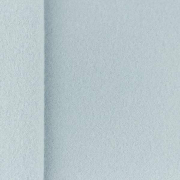 Bilde av Bomullsfleece, 100% - lysblå