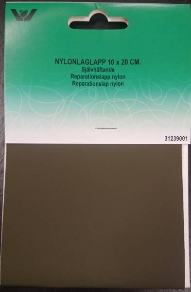 Bilde av Reparaturlapper - selvklebende - khaki, 10x20 cm