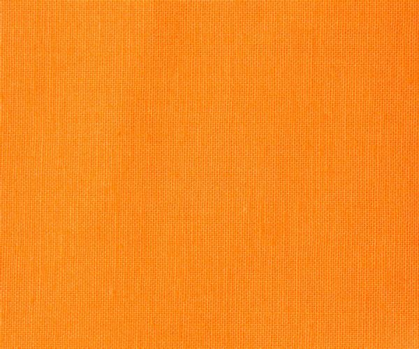 Bilde av Perlebomull - oransje - ensfarget bomullslerret - farge 022
