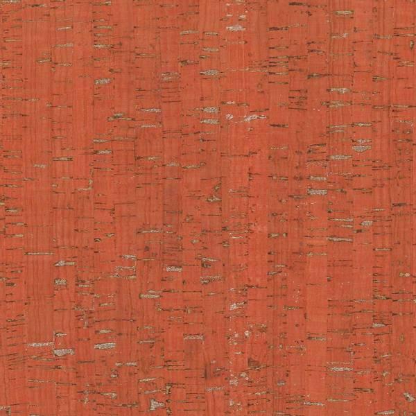 Bilde av Kork metallic - orange - matt oransje m sølv