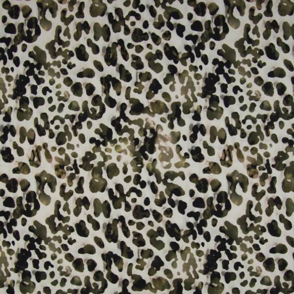 Bilde av Yoga Stretchjersey - 1-4 cm leopard-army mønster