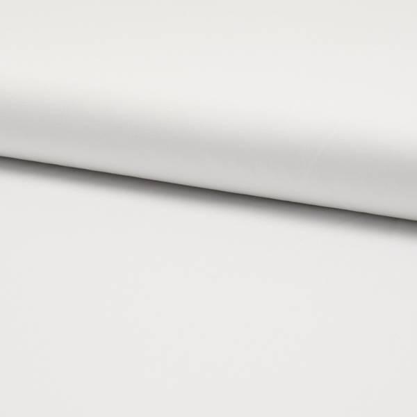 Bilde av Bomullspoplin m stretch - hvit