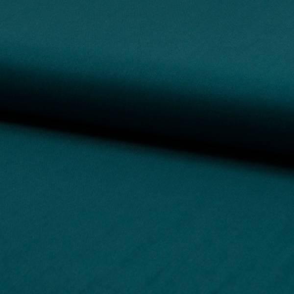 Bilde av 80 cm Viskose twill ensfarget petrol/ emerald