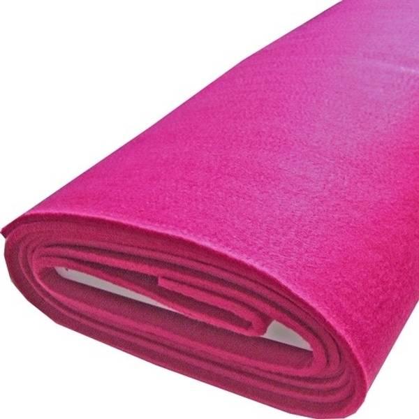 Bilde av Filt pink, 5 mm tykk, stiv